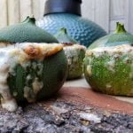 Gevulde courgettes Smokey Goodness style!